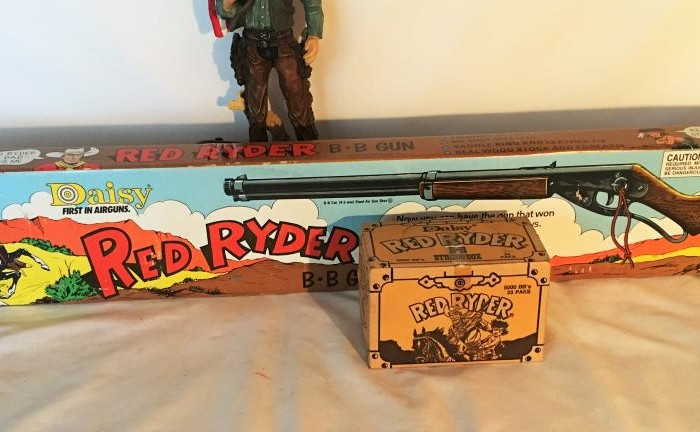 daisy red ryder 50th anniversary